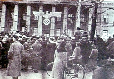 Університет під час Другої світової війни